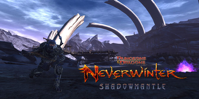 Neverwinter Shadowmantle Banner