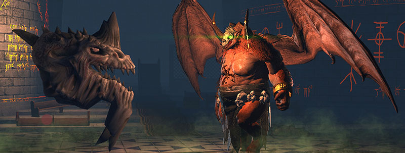 Orcus Cutscene Banner