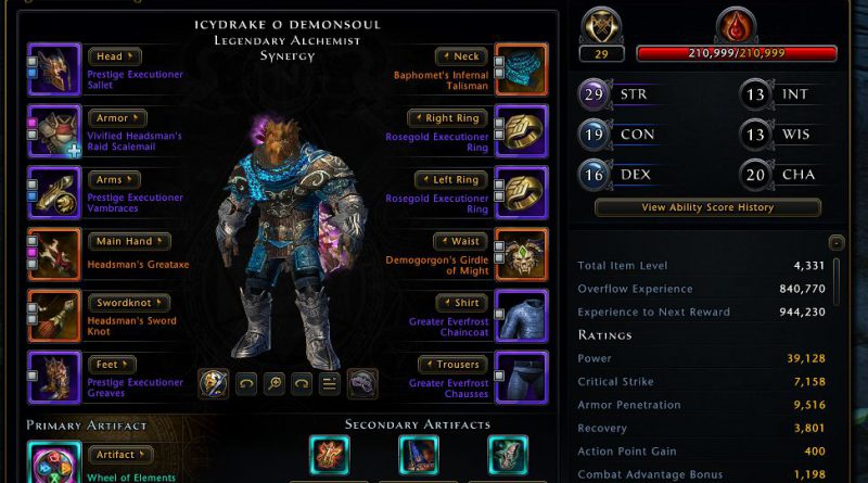 GWF, PVP and Guinea Pigs: A Chat With Icydrake of Synergy
