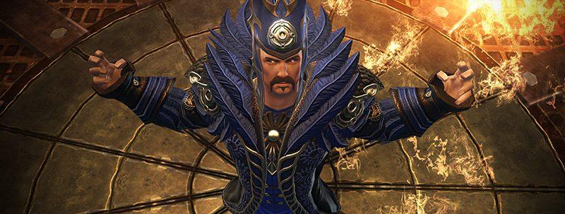 Illusionist's Gambit Skirmish Fills in for Underdark Ring Companion Change