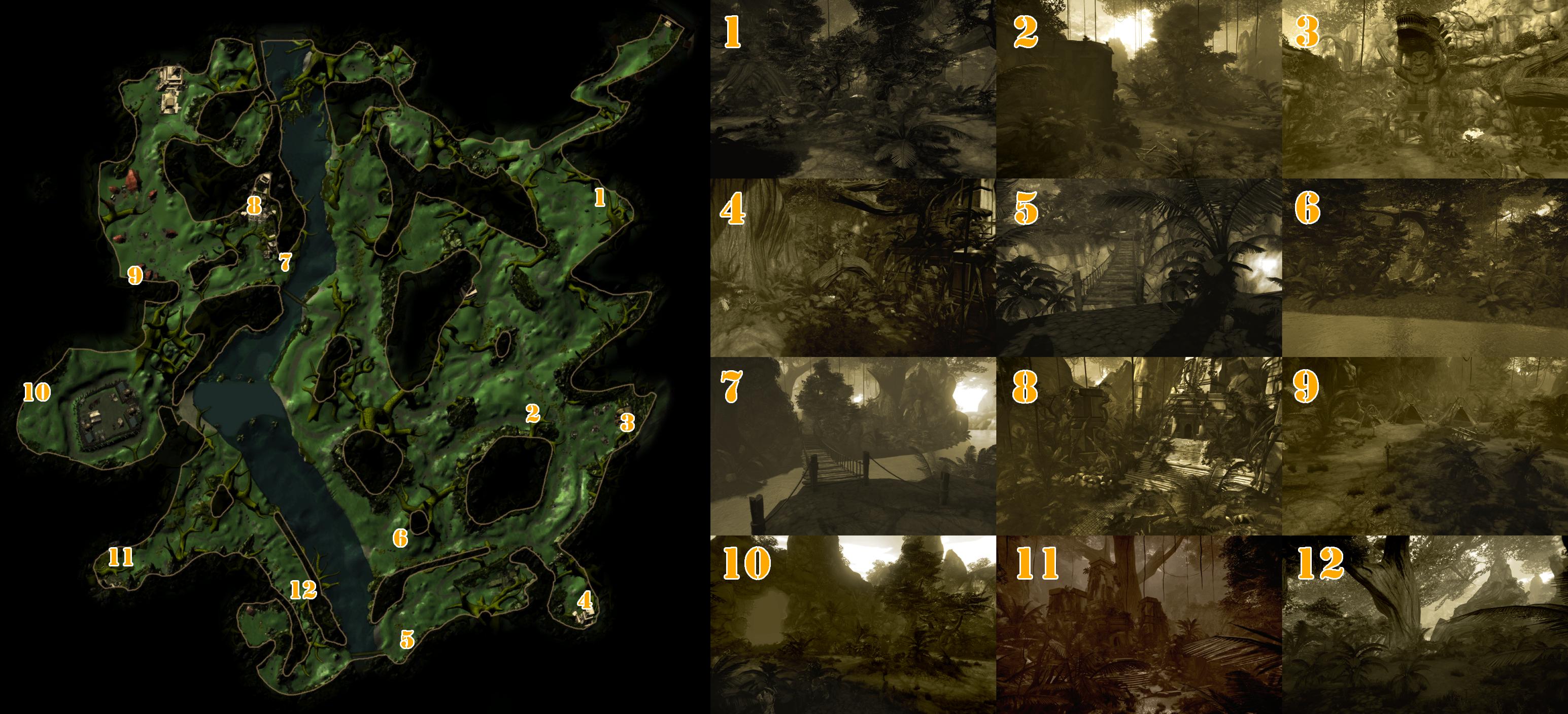 Treasure Island  Online
